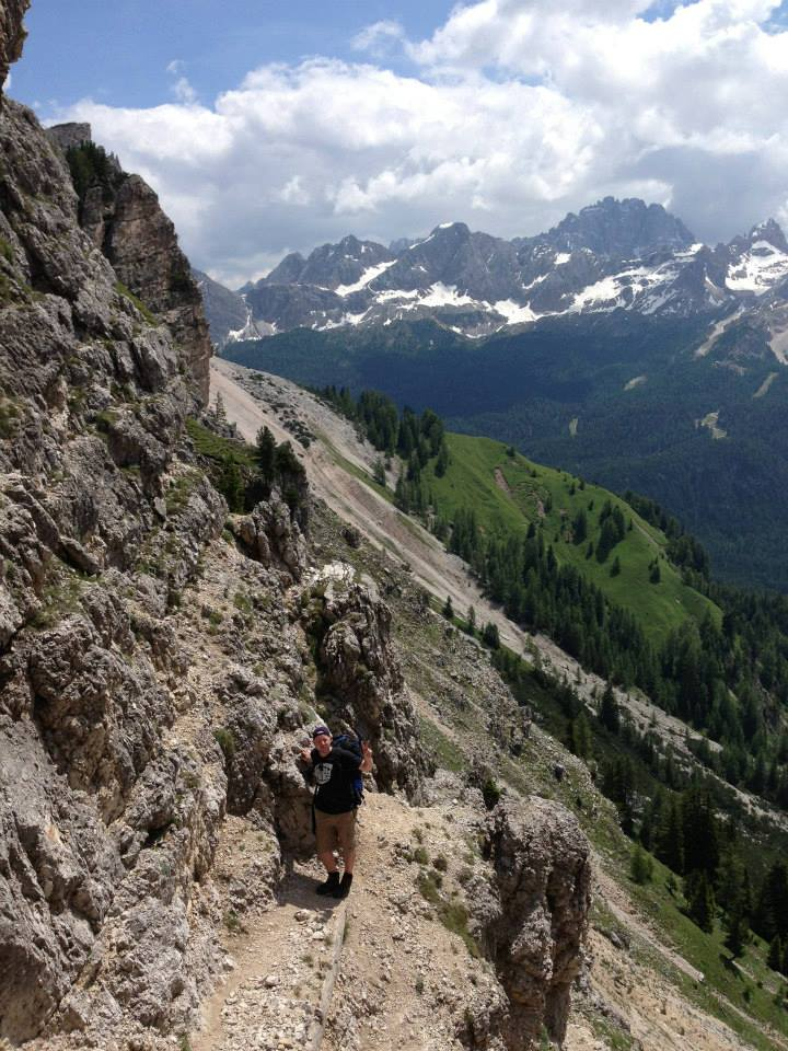 Dolomiten-Höhenweg-neun-Aufstieg-forc.de-zumeles