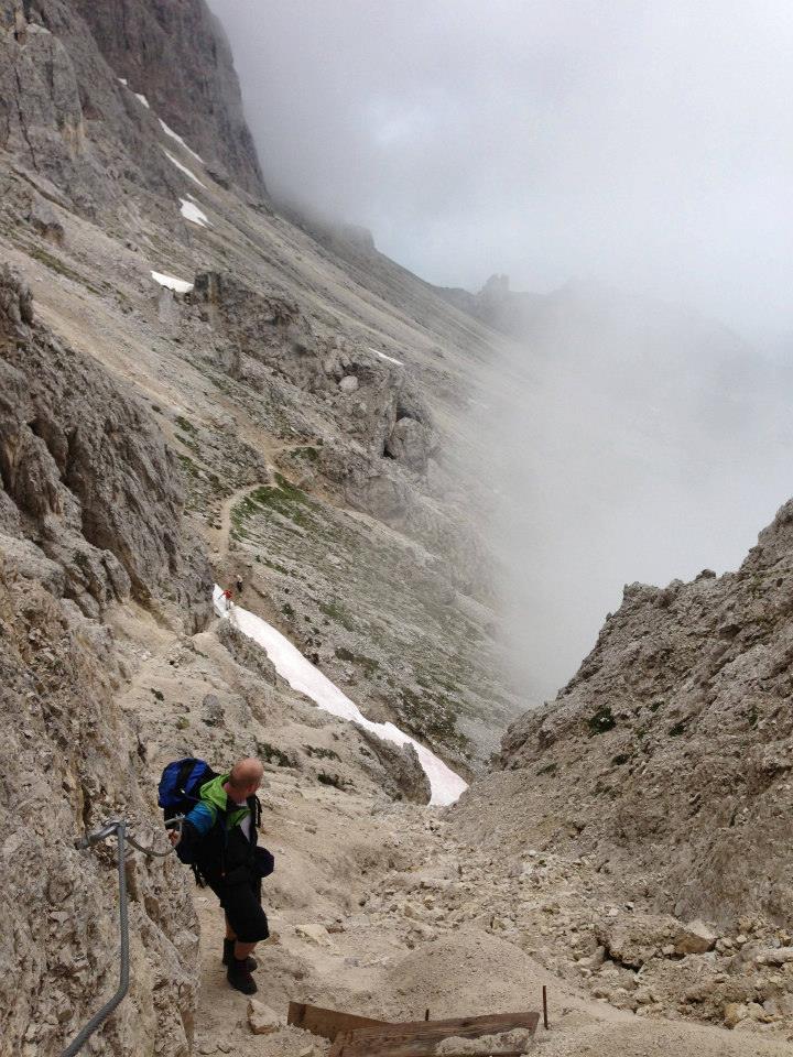 Aufstieg-zur-Forcella-Misurina