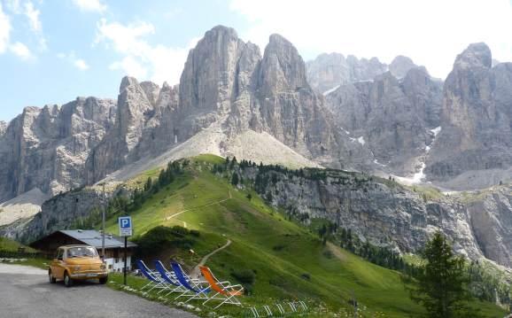 Dolomiten Höhenweg 2