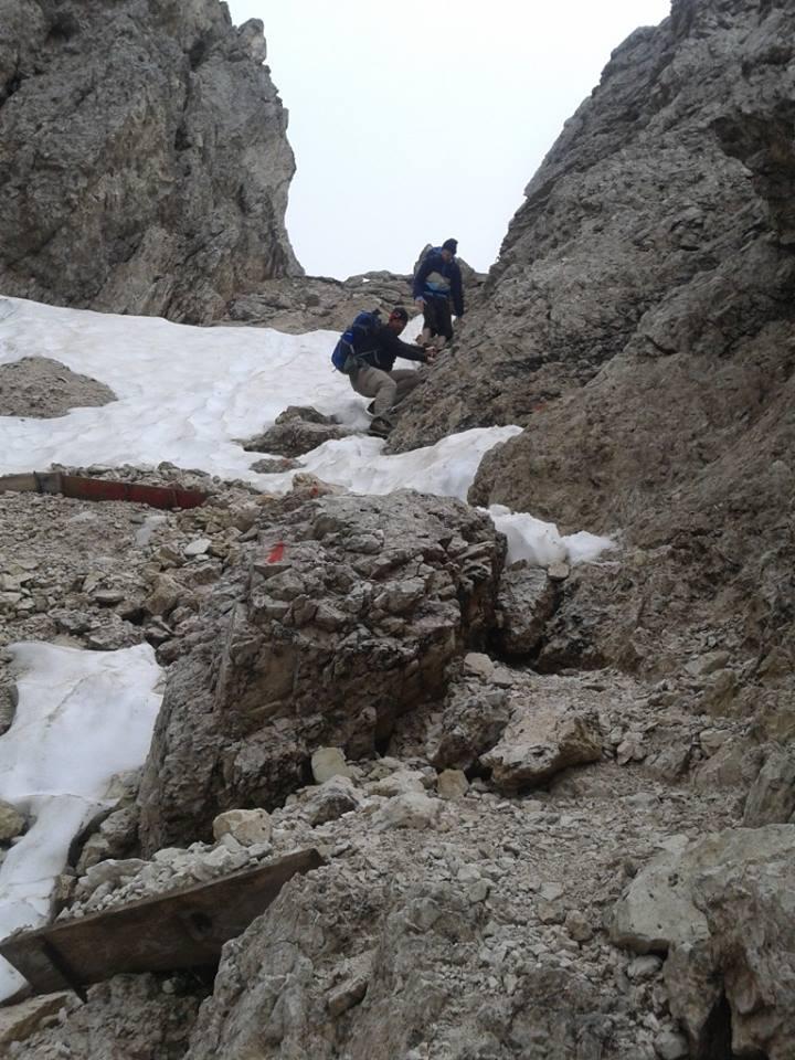 Klettersteig-forc-misurina