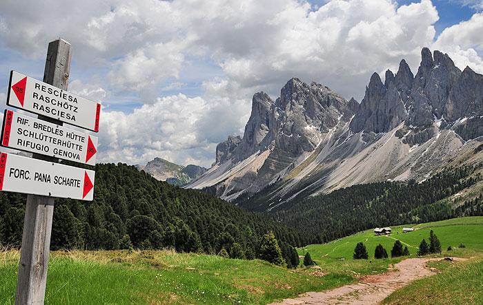 Dolomiten Höhenweg 8